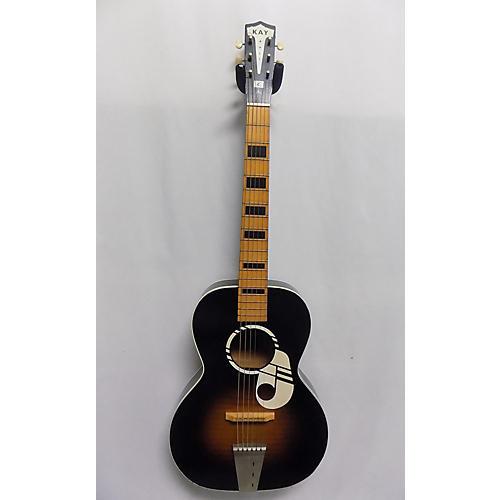 Kay 1960s 1960'S PARLOR GUITAR Acoustic Guitar