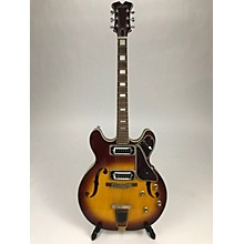 Lyle 1960s 335 Style Hollow Body Electric Guitar