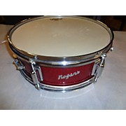 Rogers 1960s 5X14 1960s Luxor Red Sparkle Drum