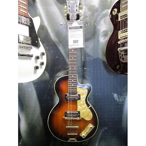 Hofner 1960s Club 50/126 Hollow Body Electric Guitar