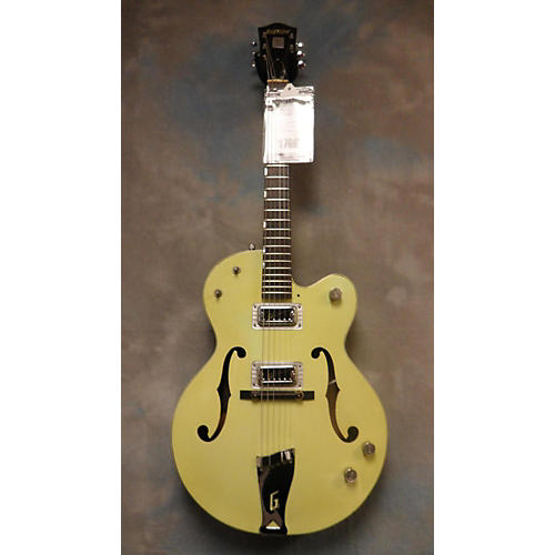 Gretsch Guitars 1960s Double Anniversary Hollow Body Electric Guitar 2 Tone Smoke Green