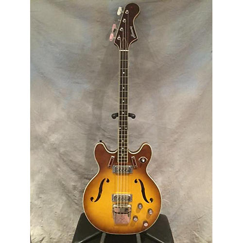 HARMONY 1960s H27 Electric Bass Guitar