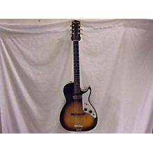 HARMONY 1960's Harmony Stratotone H-45 Hollow Body Electric Guitar
