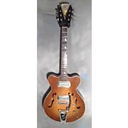 Kay 1960s Jazz II Shaded Hollow Body Electric Guitar