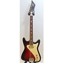 Kay 1960s K-100 Vanguard Solid Body Electric Guitar