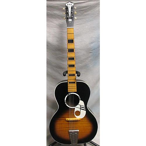 Kay 1960s K1160 Acoustic Guitar-thumbnail
