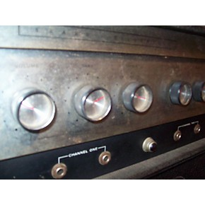 vintage silvertone 1960s model 1484 tube guitar amp head guitar center. Black Bedroom Furniture Sets. Home Design Ideas