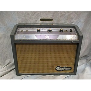 Vintage Epiphone 1960s Pacemaker Tremelo Tube Guitar Combo Amp
