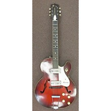 HARMONY 1960s Rocket II Hollow Body Electric Guitar