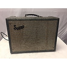 Supro 1960s Tremo-Verb S6422TR Tube Guitar Combo Amp