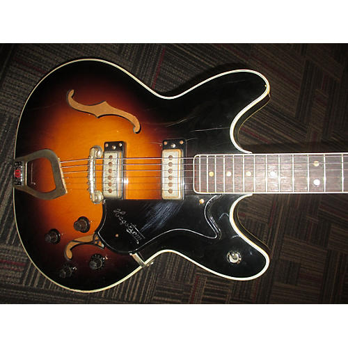 Hagstrom 1960s Viking Hollow Body Electric Guitar