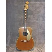 Fender 1960s Wildwood Acoustic Guitar