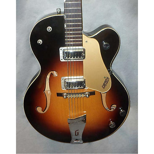Gretsch Guitars 1961 Double Ann Hollow Body Electric Guitar-thumbnail