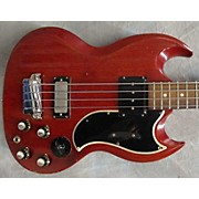 Gibson 1961 Eb-3 Cherry OHSC Electric Bass Guitar