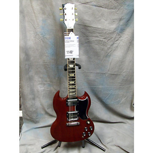 Gibson 1961 Reissue SG Heritage Cherry Solid Body Electric Guitar