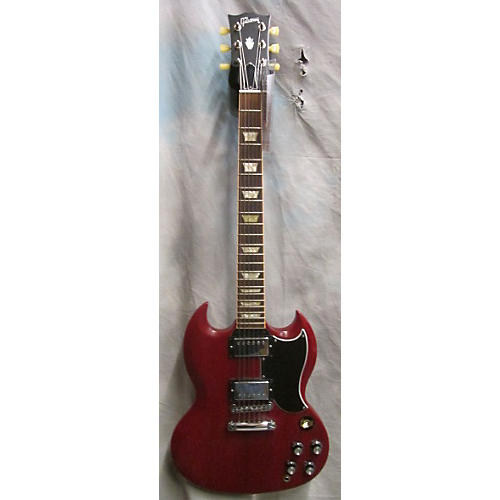 Gibson 1961 Reissue SG Solid Body Electric Guitar Cherry