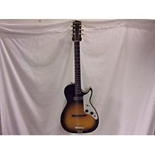 HARMONY 1962 1960's Harmony Stratotone H-45 Hollow Body Electric Guitar