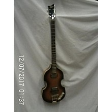 Hofner 1962/63 500/1 40th Electric Bass Guitar