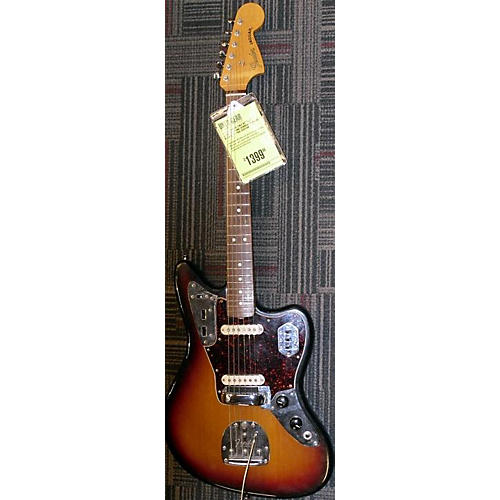 Fender 1962 Reissue Jaguar Solid Body Electric Guitar