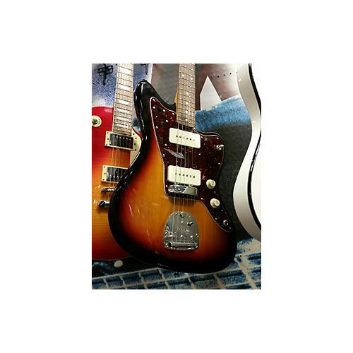 Fender 1962 Reissue Jazzmaster 3 Tone Sunburst Solid Body Electric Guitar 3 Tone Sunburst