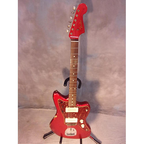 Fender 1962 Relic Jazzmaster Solid Body Electric Guitar-thumbnail
