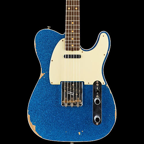 Fender Custom Shop 1962 Relic Telecaster Rosewood Fingerboard Electric Guitar-thumbnail