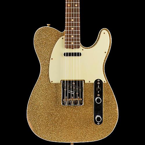 Fender Custom Shop 1962 Relic Telecaster Rosewood Fingerboard Electric Guitar-thumbnail