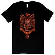Ernie Ball 1962 Strings and Things Orange Font T-Shirt