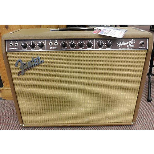 Fender 1963 Reissue Vibroverb 40W 2x10 Tube Guitar Combo Amp