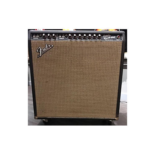 Fender 1963 Super Reverb Tube Guitar Combo Amp-thumbnail