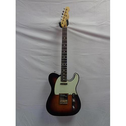 used fender 1964 american vintage telecaster relic solid body electric guitar 3 color sunburst. Black Bedroom Furniture Sets. Home Design Ideas