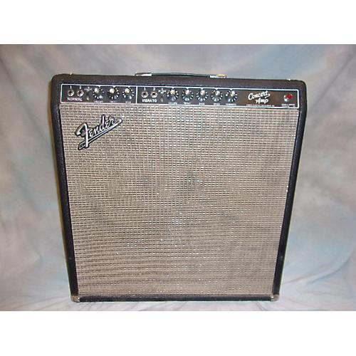 vintage fender 1964 concert amp tube guitar combo amp guitar center. Black Bedroom Furniture Sets. Home Design Ideas