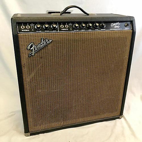 vintage fender 1964 concert tube guitar combo amp guitar center. Black Bedroom Furniture Sets. Home Design Ideas