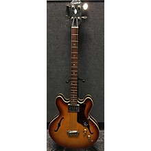 Epiphone 1964 Rivoli Single Pickup Electric Bass Guitar