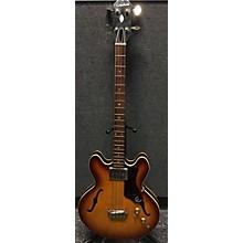 Epiphone 1964 Rivoli Single Pickup Electric Bass Guitar