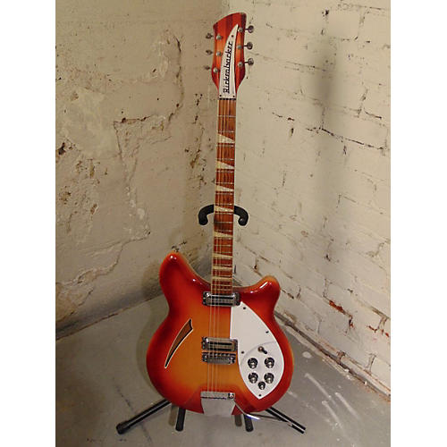 Rickenbacker 1965 365-6 Hollow Body Electric Guitar-thumbnail