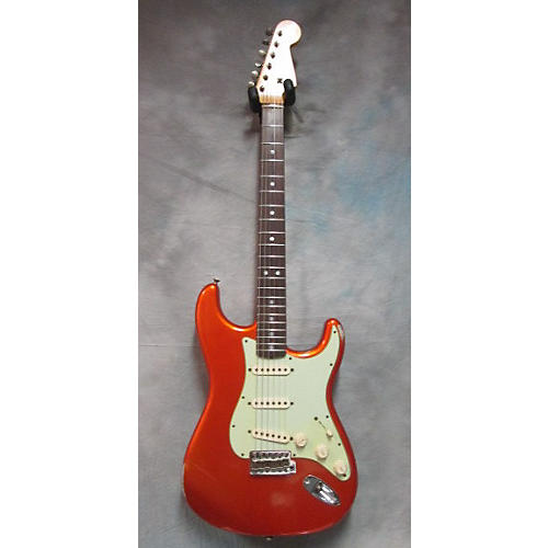 Fender 1965 Custom Relic Statocaster Solid Body Electric Guitar-thumbnail