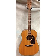 Martin 1965 D-18 Acoustic Guitar