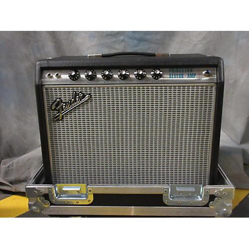 Fender 1965 Princeton Reverb 15W 1x10 Tube Guitar Combo Amp