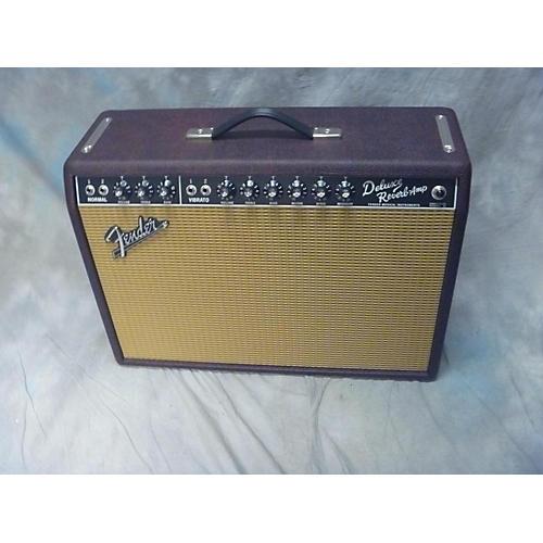 Fender  1965 Reissue Deluxe Reverb 22W 1x12 LTD Tube Guitar Combo Amp