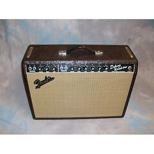 Fender 1965 Reissue Deluxe Reverb 22W 1x12 Limited Edition Tube Guitar Combo Amp