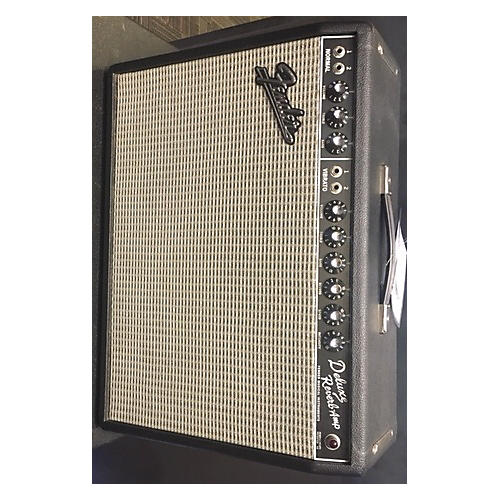 Fender 1965 Reissue Deluxe Reverb 22W Tube Guitar Amp Head-thumbnail