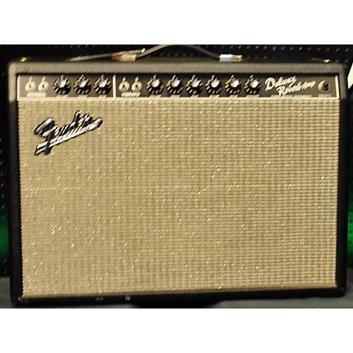 Fender 1965 Reissue Deluxe Reverb 22W Tube Guitar Amp Head-thumbnail