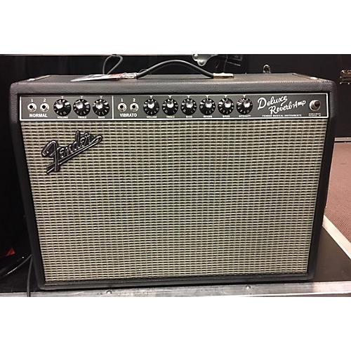 Fender 1965 Reissue Deluxe Reverb 22W Tube Guitar Amp Head