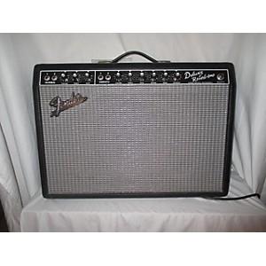 Pre-owned Fender 1965 Reissue Deluxe Reverb 22W Tube Guitar Amp Head