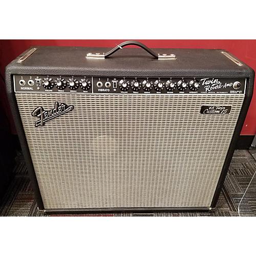 used fender 1965 reissue twin custom 15 85w 1x15 tube guitar combo amp guitar center. Black Bedroom Furniture Sets. Home Design Ideas