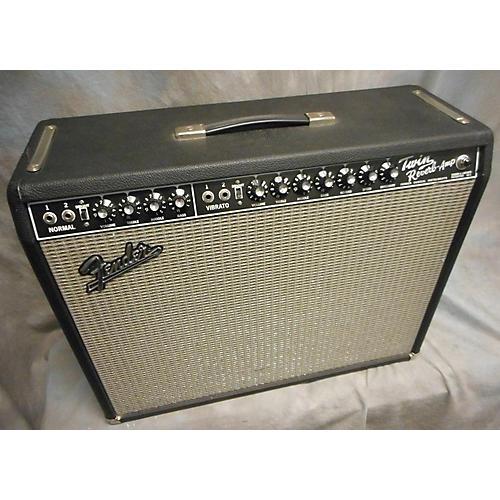 Fender 1965 Reissue Twin Reverb 85W 2x12 Tube Guitar Combo Amp