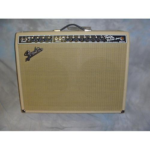 Fender 1965 Reissue Twin Reverb 85W 2x12 Tube Guitar Combo Amp-thumbnail