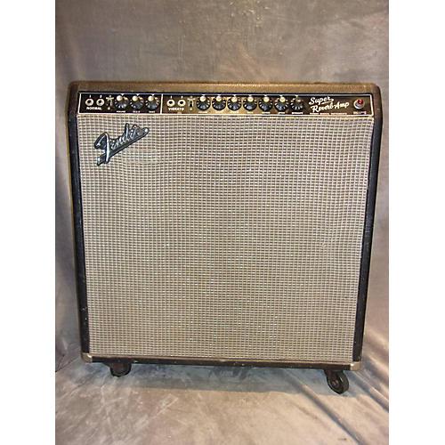 Fender 1965 Super Reverb 4x10 Tube Guitar Combo Amp-thumbnail