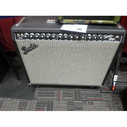 Fender 1965 Twin Reverb 85W 2x12 Tube Guitar Combo Amp